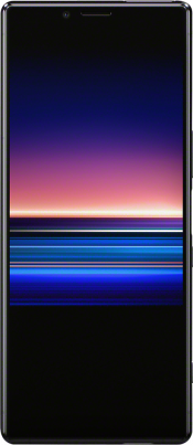 Xperia 1 front