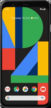 Pixel 4 front