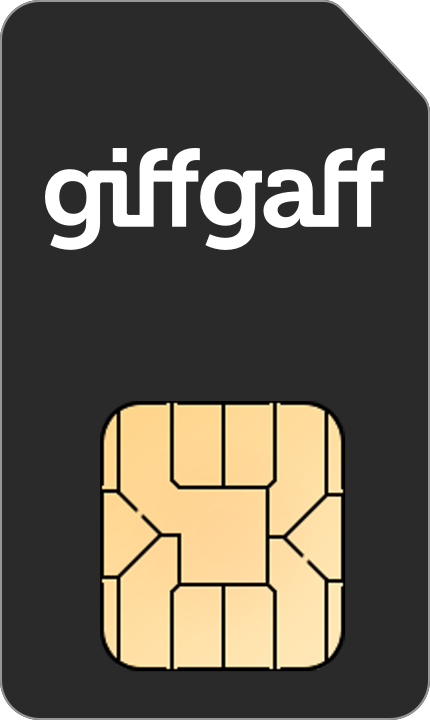 giffgaff SIM card