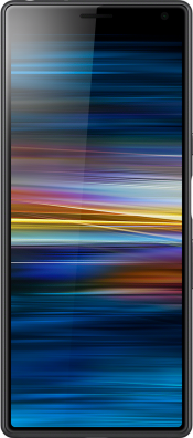 Xperia 10 front