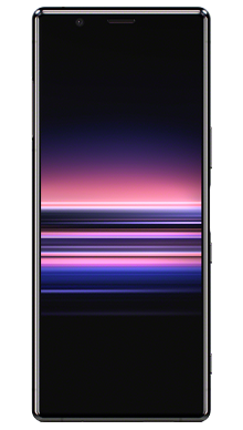 Xperia 5 front