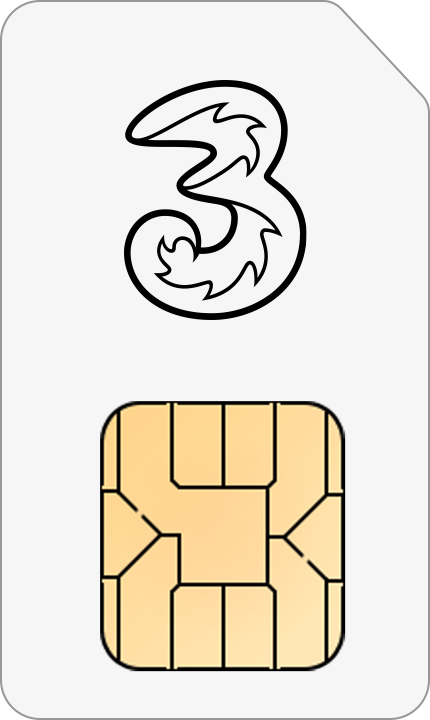 Three Mobile SIM card