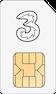 Three Mobile SIM card