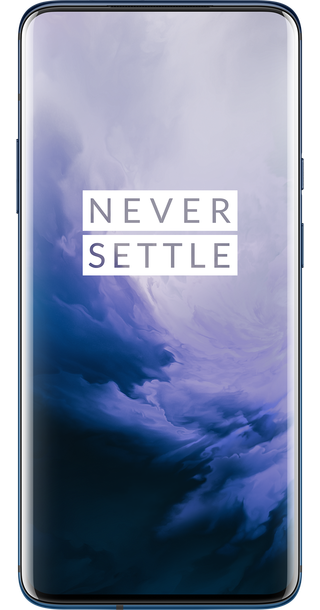 OnePlus 7 Pro 5G front