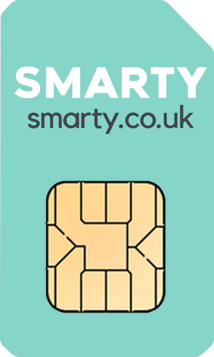 SMARTY SIM card