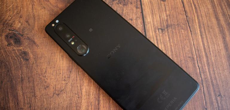 Sony Xperia 1 III design