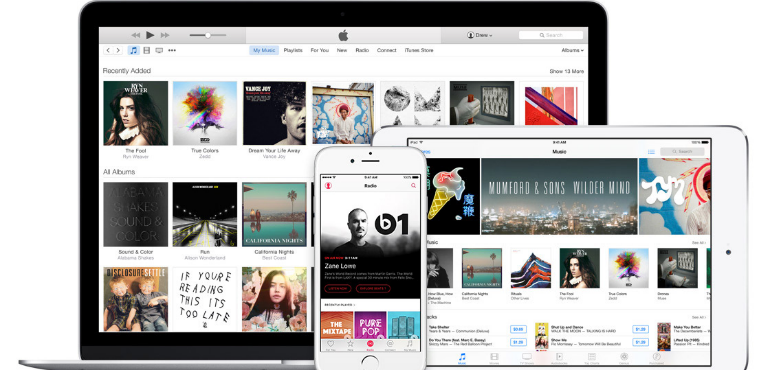 apple music hero image