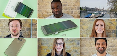 LG G5 group review