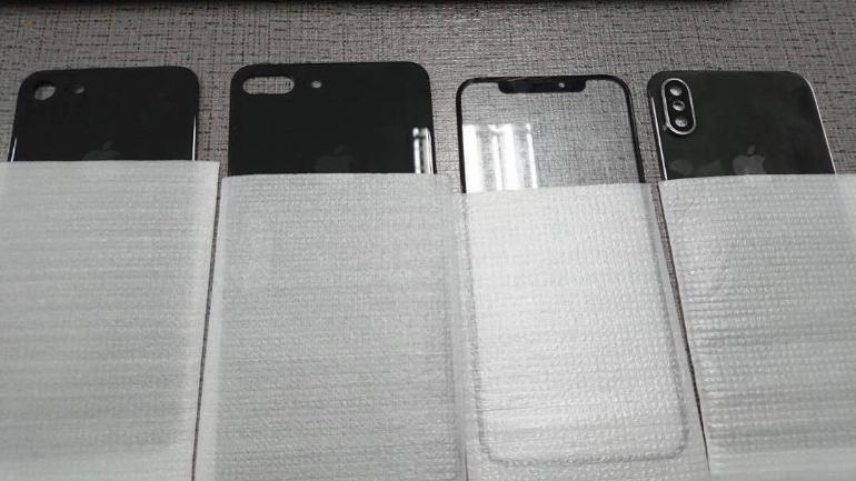iphone 8 parts leak