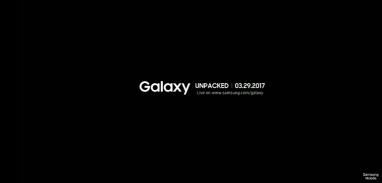 Samsung Galaxy S8: Pre–orders due to start 10th April