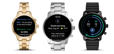 Google Wear OS gets redesigned