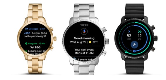 Google Wear OS gets redesigned