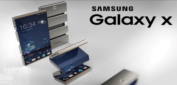 Samsung's foldable phone might have a weaker screen than expected