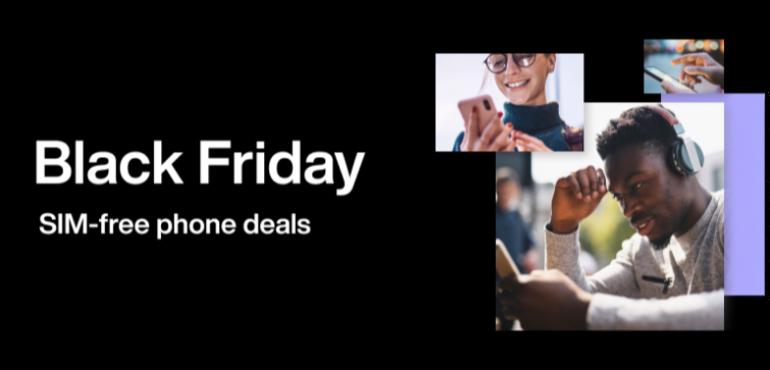 Black Friday SIM-free phone deals