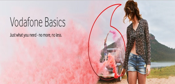 Vodafone Basics SIM only deals: everything you need to know