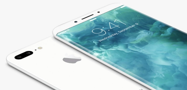 iPhone 8's curved screen will be 'gentler' than Galaxy S7 Edge