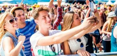 Best festival phones: we pick our top five handsets