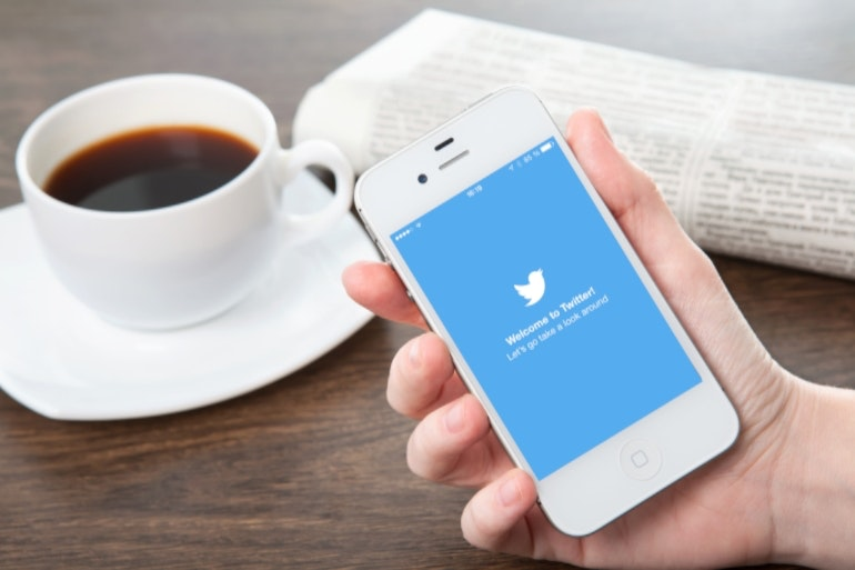 twitter smartphone social networking