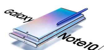 Samsung Galaxy Note 10 hits stores