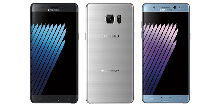 Samsung Galaxy Note 7 set for improved always–on display