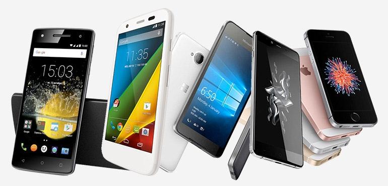 Cheap phones 2016