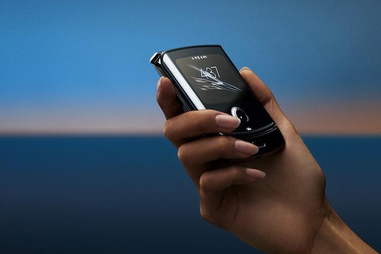 Motorola-Razr-Foldable-Flip-Phone