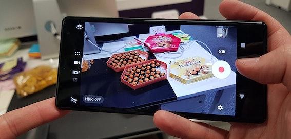 Sony Xperia XZ2 camera review