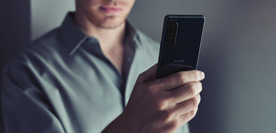 Sony shows off its new Xperia smartphones