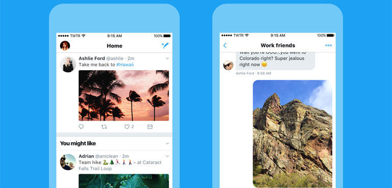 Twitter apps get major overhaul