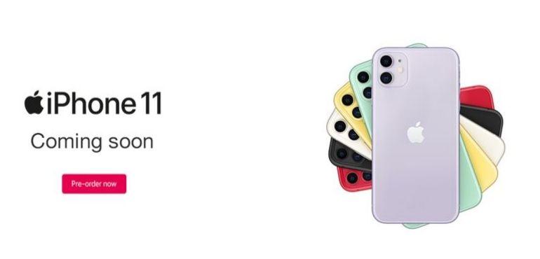 BT iPhone 11 deals announced