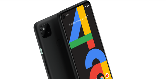 Google reveals the Pixel 4a
