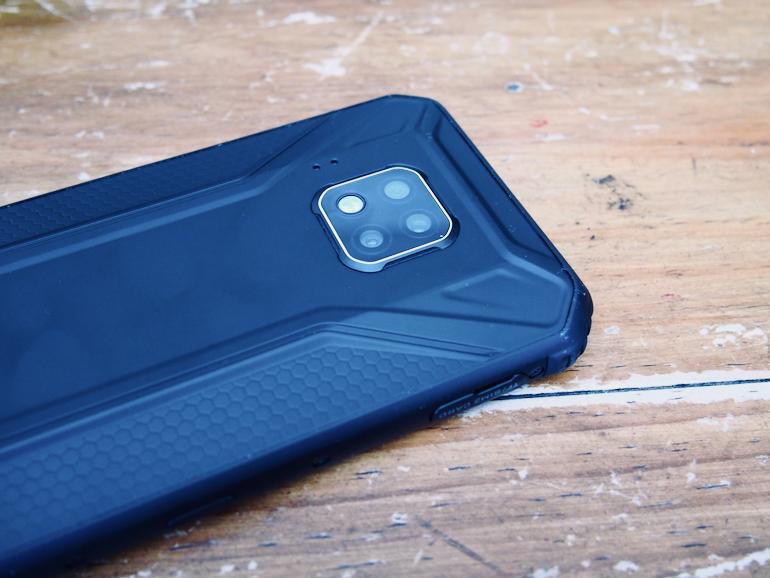 Doogee S95 Pro lenses
