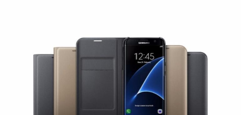 samsung galaxy s7 flip wallet