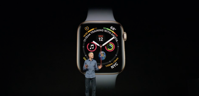 Apple Watch series 4 launch hero size