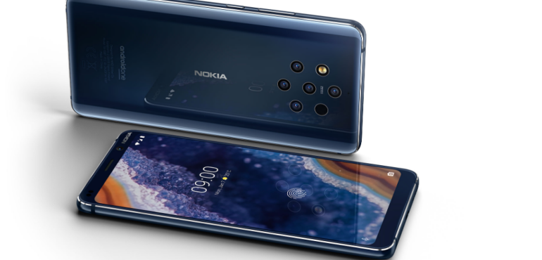 Nokia 9 Pureview hero official