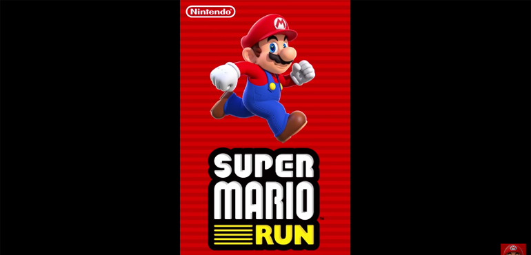 Super Mario Run hits Android early