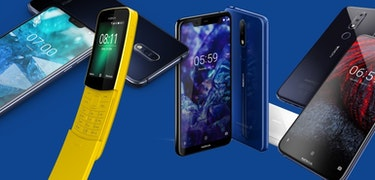 New Nokia phones: which one's right for you?