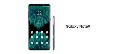 Leaked picture shows first look at Samsung Galaxy Note 9