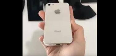iPhone SE 2 appears to star in new video
