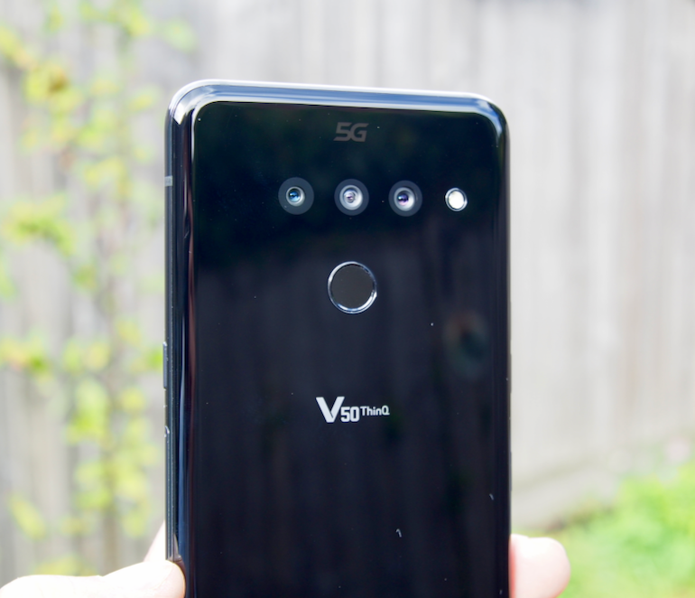 LG V50 ThinQ - review 21