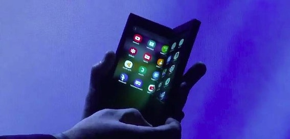 Samsung Galaxy F folding phone: five more things we've learned