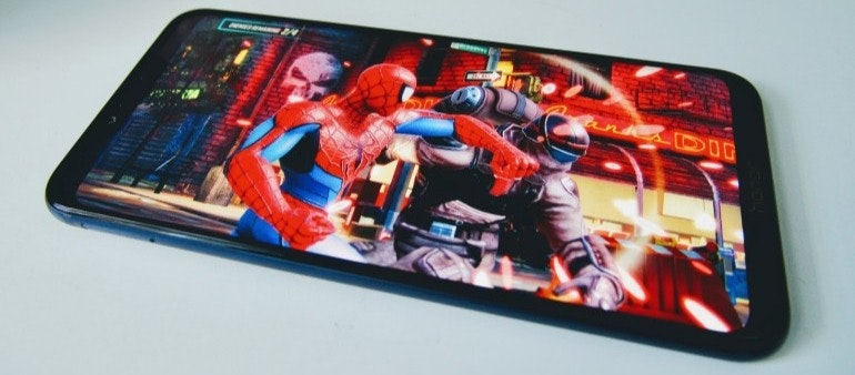 Honor Play Spiderman