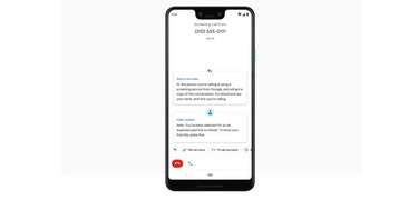 The Google Pixel 3 can screen nuisance calls for you