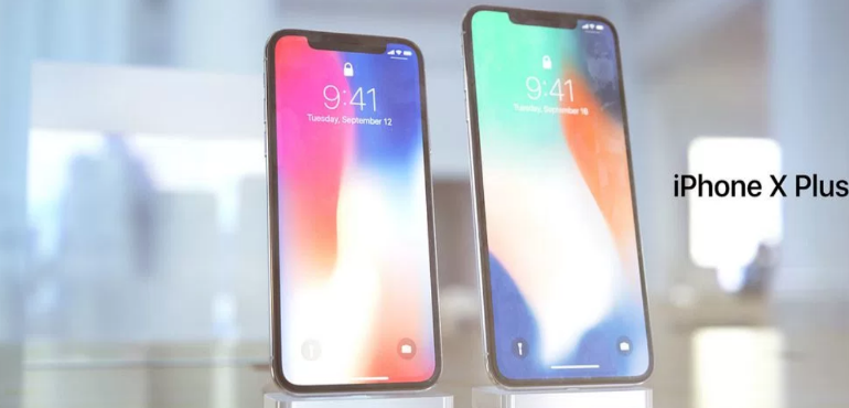 iPhone X Plus: dual SIM tech and high resolution screen planned
