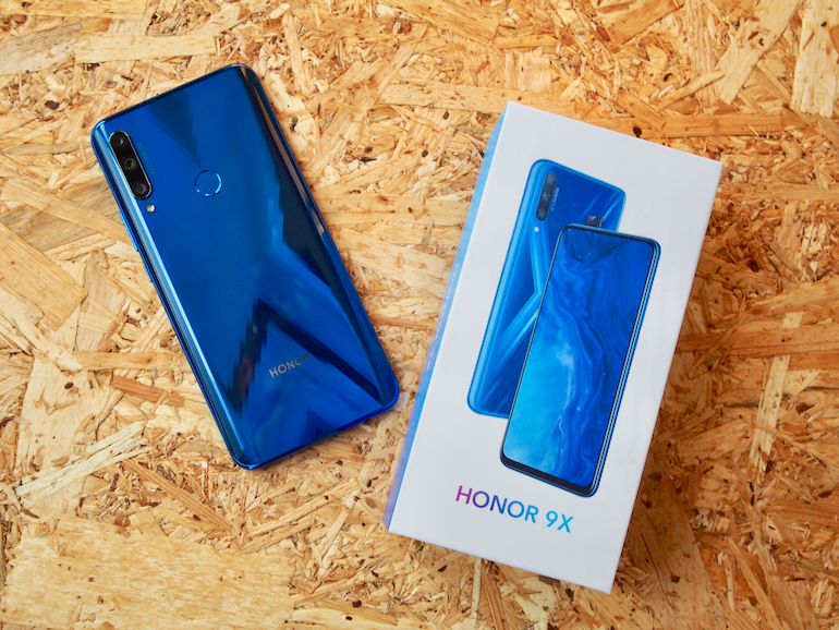Honor 9X box