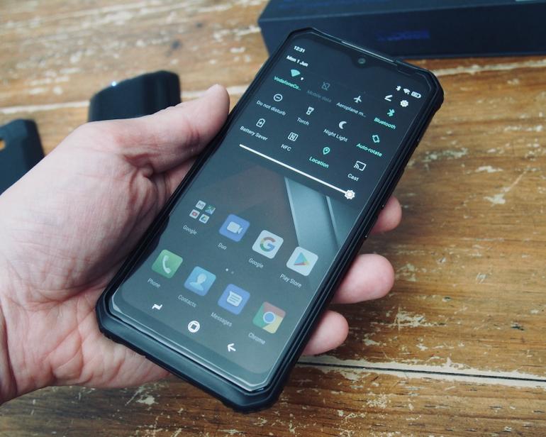 Doogee S95 Pro settings