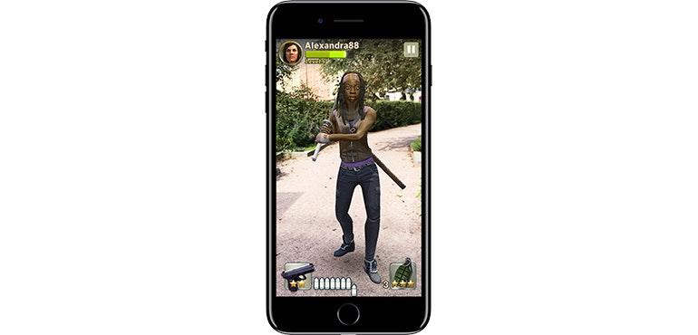 Walking Dead app