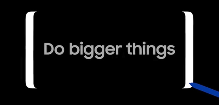 Samsung Galaxy Note 8 appears in new teaser trailer ahead of launch