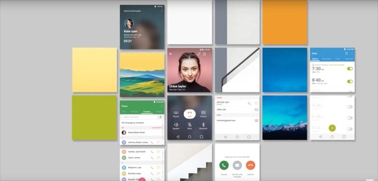 LG G6 teaser video UX