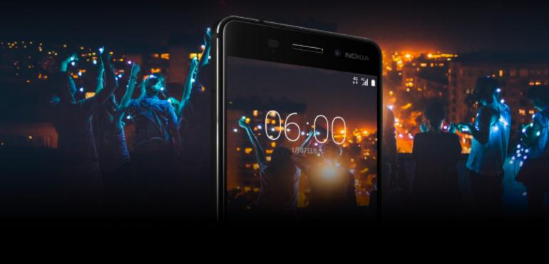 Nokia 6 hero image